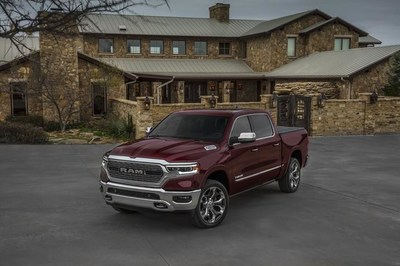 All-new 2019 Ram 1500 wins top honors as overall 'Best Family Car' and 'Best Family Pickup Truck' at the GAAMA Family Car Challenge
