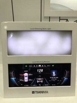 Vorstellung neuer Tianma-Displays auf der SID Display Week 2018