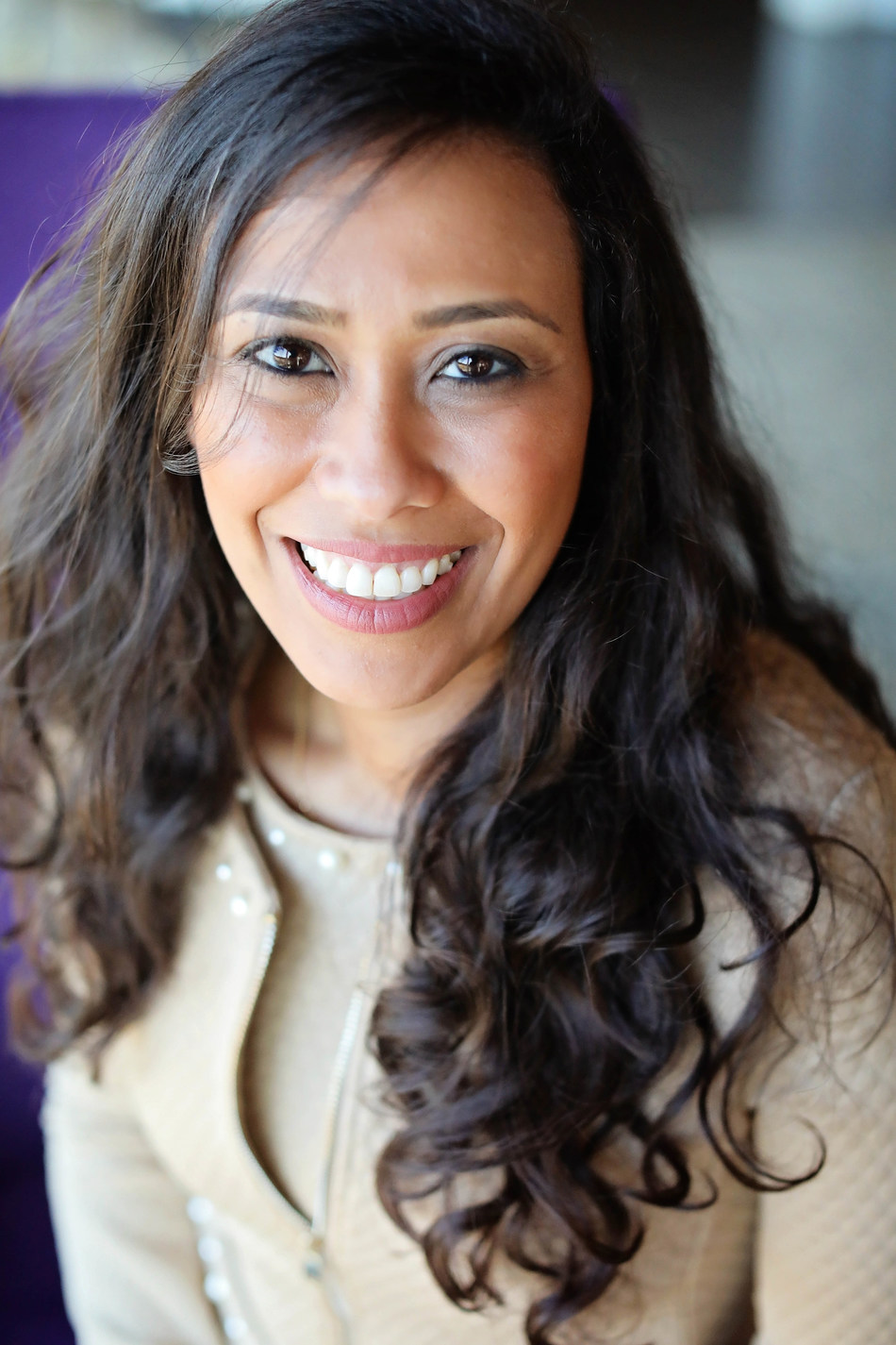 Zakieia Rouah is the youngest and only female master franchisee for Anytime Fitness.