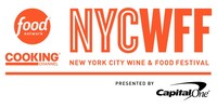 EAT. DRINK. END HUNGER. AT NYCWFF.  100% of the net proceeds from the Food Network & Cooking Channel New York City Wine & Food Festival presented by Capital One benefit the hunger-relief organizations No Kid Hungry and Food Bank For New York City. (nycwff.org) (PRNewsfoto/Food Network & Cooking Channel)