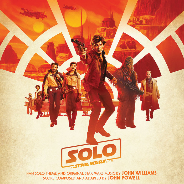 Solo: A Star Wars Story Original Motion Picture Soundtrack Available May 25th