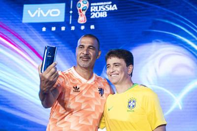 Vivo Announces 2018 FIFA World Cup Russia(TM) Campaign
