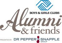 Boys & Girls Clubs Alumni & friends logo (PRNewsfoto/Boys & Girls Clubs of America)
