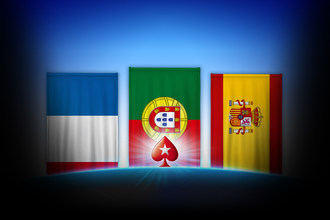 PORTUGAL JOINS FRANCE AND SPAIN IN POKERSTARS SHARED PLAYER POOL (PRNewsfoto/The Stars Group)