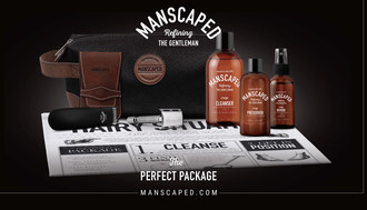 Manscaped Partners With The World Poker Tour to Sponsor Professional Tournament of Champions $15,000 No-Limit Hold'em Event in Las Vegas