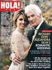 Worldwide exclusive from HOLA! USA: The romantic wedding of Richard Gere and Alejandra Silva