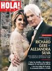 Exclusiva mundial en HOLA! USA: La romántica boda de Richard Gere y Alejandra Silva