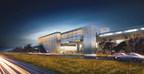 Architectural renderings of the Réseau express métropolitain future stations (CNW Group/Réseau express métropolitain - REM)