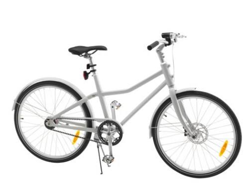 IKEA recalls the SLADDA Bicycle Due to Fall Hazard (CNW Group/IKEA Canada)