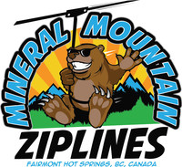 Mineral Mountain Ziplines is hosting their first Community Day event, donating 100% of the profits to the Columbia Valley Search and Rescue. (CNW Group/Mineral Mountain Ziplines)