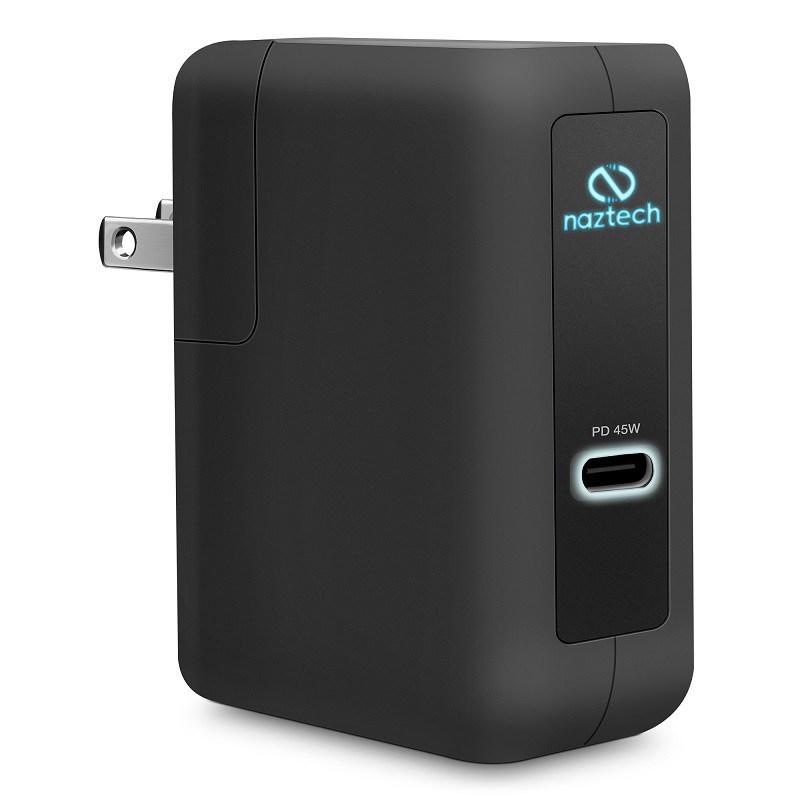Naztech 45W USB-C PD Super Speed Wall Charger