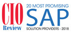 Spinnaker Support Named to CIOReview's Top 20 Most Promising SAP Solution Providers 2018
