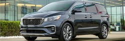 Highlighting the refreshing practicality and comfort of the Kia Sedona is a focus for Friendly Kia staff during Minivan Month.
