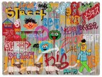 Rapper-turned-pop artist Al-Baseer Holly (ABH) mines childhood memories of cartoons for art exhibition that opens June 2
