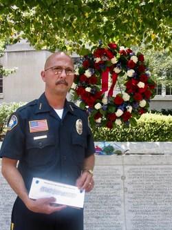 Police Chief Martin Monica