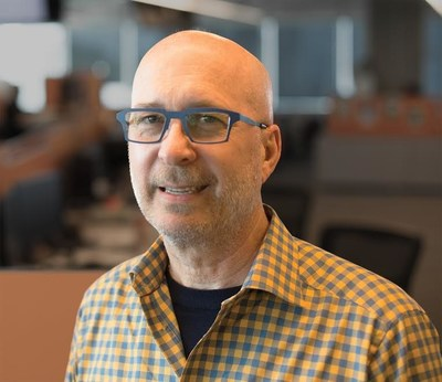 Kevin Riegelsberger, New board member at Shiftboard, (color photo)
