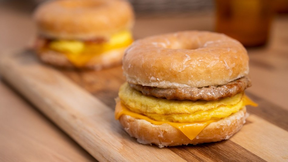 Tim Hortons Celebrates National Donut Day with Limited-Edition Food Mash-Up (CNW Group/Tim Hortons)