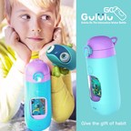 Gululu, the Interactive Water Bottle for Kids, Launches Gululu Go