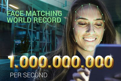 Facial recognition in record time: The DERMALOG solution can match 1 billion faces per second. Photo credit: DERMALOG.