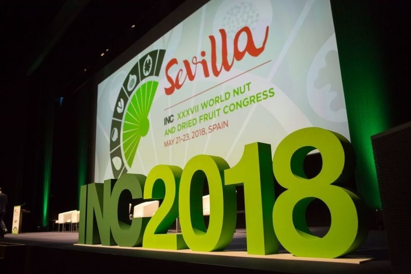 The XXXVII World Nut and Dried Fruit Congress in Seville, Spain (PRNewsfoto/International Nut & Dried Fruit)