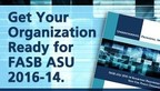 New FASB ASU 2016-14 Resources Available to Assist Nonprofit Organizations
