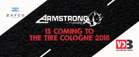 Armstrong Tyres & ZAFCO: The Rhino Rides Again in Europe (PRNewsfoto/ZAFCO Europe GMBH)