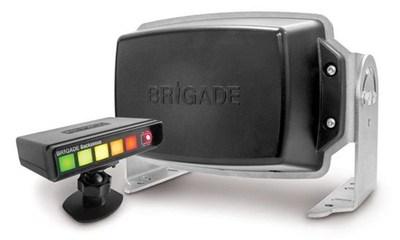 Brigade Electronics Backsense (PRNewsfoto/Brigade Electronics)