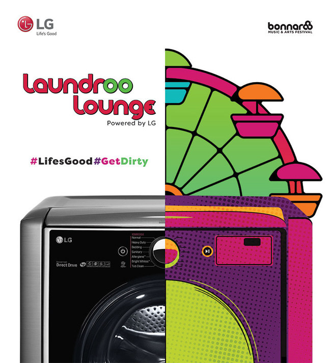 "LG Electronics USA is taking its ""Life's Good"" mantra to the four-day 2018 Bonnaroo Music & Arts Festival, on June 7-10, with the first-of-its-kind ""LaundROO Lounge and Vintage Clothing Swap, Powered by LG"""