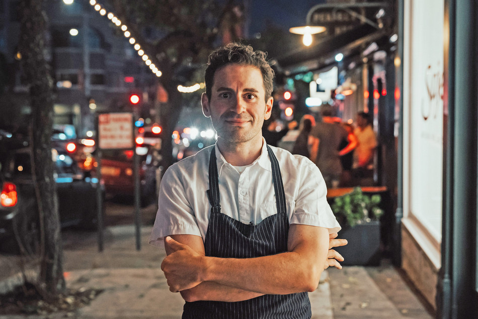 Chefs Club Announces San Francisco Chef Matthew Accarrino To