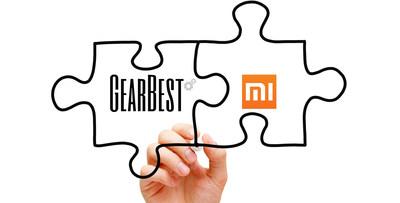 Partnership between GearBest and Xiaomi