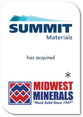 FMI Represents Midwest Minerals in Sale to Summit Materials
