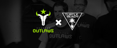 Turtle Beach and the Houston Outlaws join forces in the march towards a championship in the inaugural season of the Overwatch League