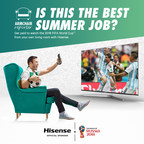 Become a Paid 'Armchair Reporter' for Hisense During The 2018 Fifa World Cup™