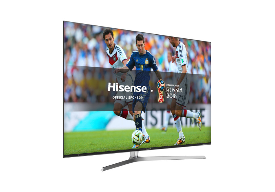 Become a Paid 'Armchair Reporter' for Hisense During The 2018 Fifa World Cup™ (PRNewsfoto/Hisense)