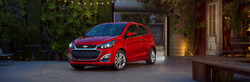 The 2019 Chevrolet Spark will soon be available in Greenville, Mississippi.