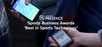 "Ticketmaster Presence Wins ""Best In Sports Technology"" At Sports Business Awards"