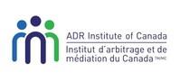 ADR Institute of Canada (CNW Group/ADR Institute of Canada)