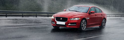 Diesel performance vehicles like the 2017 Jaguar XE 20d offer a balance of bold acceleration and attractive fuel efficiency. This model is currently available with competitive pricing at Jaguar Merriam.