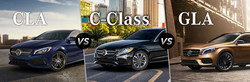 The 2018 Mercedes-Benz CLA, 2018 Mercedes-Benz C-Class and 2018 Mercedes-Benz GLA compact models are all currently available at Mercedes-Benz of Kansas City with competitive lease pricing. Learn more about which of these models is perfect for you online.