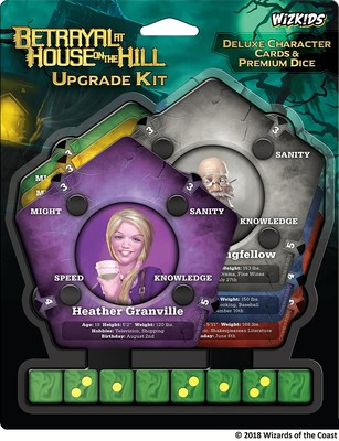 Betrayal At House on the Hill Upgrade Kit packaging