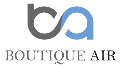 Boutique Air logo (PRNewsfoto/Boutique Air)