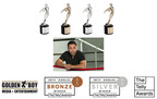 Golden Boy Media And Entertainment Awarded Four Telly Awards In First Year Of Entry