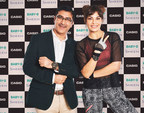 Mr. Kulbhushan Seth (Vice President-Casio India) with Jacqueline Fernandez The partnership is a splendid combination of the brand's ideology with Jacqueline's fashion and fitness forward attitude. She will endorse the ladies brands - BABY-G, SHEEN and ENTICER Ladies (PRNewsfoto/Casio India Co. Private Limited)