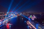 Lights On! City sparkles as Vivid Sydney lights up for 10th anniversary celebrations