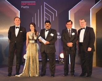 NMDC Bags the Prestigious S&P PLATTS Global Metals Award 2018 Under CSR Category