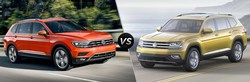 Both the 2018 Tiguan and 2018 Atlas Volkswagen SUVs are currently available at the New Volkswagen of Topeka with competitive lease pricing. Learn more about these models online today!