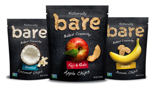 PepsiCo announces agreement to acquire Bare Snacks, expanding its better-for-you portfolio.