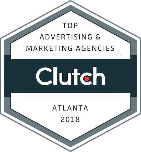 Clutch named the top advertising and marketing companies in Atlanta in 2018
