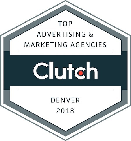 Top advertising and marketing companies in Denver named by Clutch for 2018