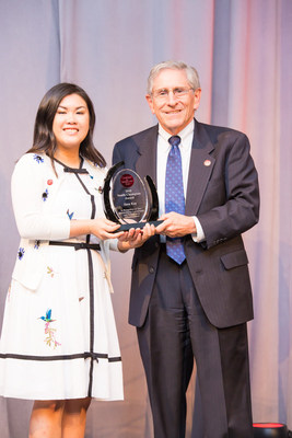 Campaign for Tobacco-Free Kids Honors Sara Kay of Honolulu, Hawaii, As National Youth Champion